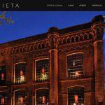 Projekt i wykonanie strony internetowej dla Societa Group